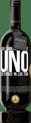29,95 € Envío gratis   Vino Tinto Edición Premium MBS® Reserva ¿Que cuántos cumplo? UNO. Los otros ya los tenía Etiqueta Negra. Etiqueta personalizable Reserva 12 Meses Cosecha 2013 Tempranillo