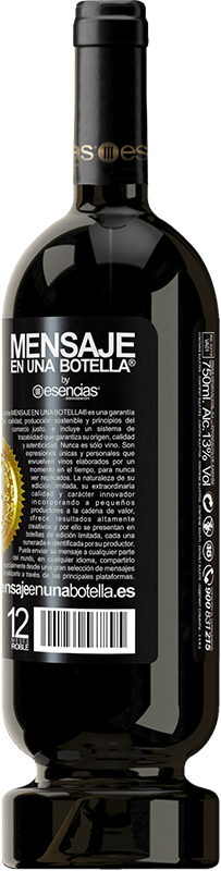 29,95 € Free Shipping   Red Wine Premium Edition MBS® Reserva I don't really care that they steal my ideas, I'm worried that they don't have them Black Label. Customizable label Reserva 12 Months Harvest 2013 Tempranillo