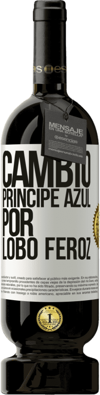35,95 € Free Shipping | Red Wine Premium Edition MBS® Reserva Change blue prince for fierce wolf White Label. Customizable label Reserva 12 Months Harvest 2013 Tempranillo