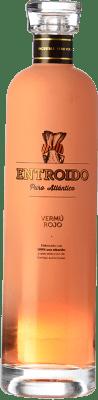 18,95 € Free Shipping   Vermouth Valmiñor Entroido Rojo Galicia Spain Bottle 75 cl