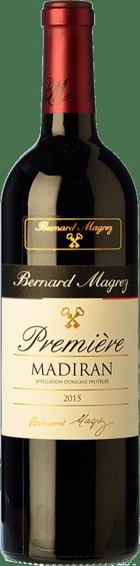 11,95 € Free Shipping   Red wine Bernard Magrez Premiere Crianza A.O.C. Madiran Pyrenees France Cabernet Franc, Tannat Bottle 75 cl