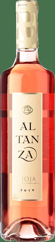 7,95 € Free Shipping   Rosé wine Altanza Rosado D.O.Ca. Rioja The Rioja Spain Tempranillo Bottle 75 cl