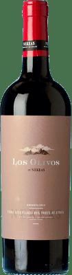 12,95 € Free Shipping | Red wine Nekeas Los Olivos Reserva D.O. Navarra Navarre Spain Merlot, Cabernet Sauvignon Bottle 75 cl