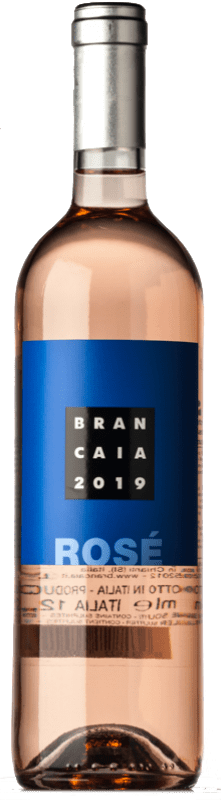 14,95 € Free Shipping | Rosé wine Brancaia Rosé I.G.T. Toscana Tuscany Italy Merlot Bottle 75 cl