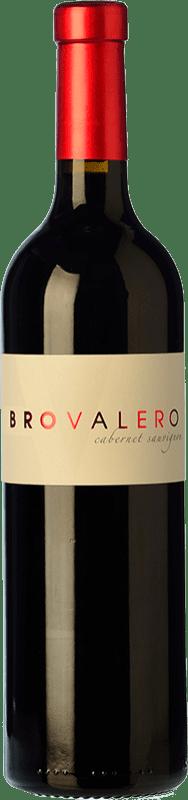 9,95 € Free Shipping   Red wine Bro Valero Crianza D.O. La Mancha Castilla la Mancha Spain Cabernet Sauvignon Bottle 75 cl