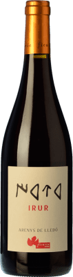 19,95 € Free Shipping | Red wine Ficaria Irur Negre Roble Spain Grenache Bottle 75 cl