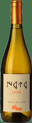 19,95 € Free Shipping | White wine Ficaria Irur Blanc Crianza Spain Grenache White Bottle 75 cl