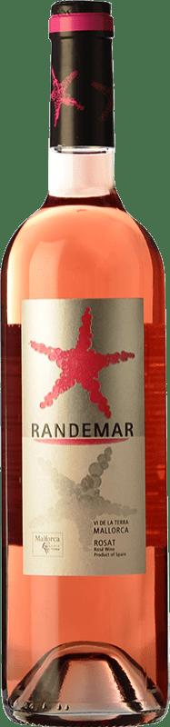 8,95 € Free Shipping   Rosé wine Tianna Negre Randemar Rosat I.G.P. Vi de la Terra de Mallorca Majorca Spain Cabernet Sauvignon, Mantonegro Bottle 75 cl