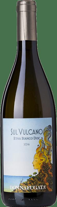 24,95 € Free Shipping   White wine Donnafugata Bianco Sul Vulcano D.O.C. Etna Sicily Italy Carricante Bottle 75 cl