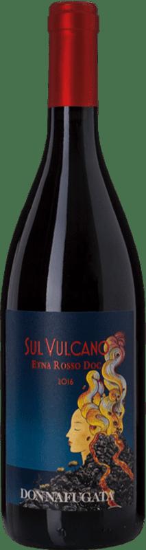 23,95 € Free Shipping   Red wine Donnafugata Rosso Sul Vulcano D.O.C. Etna Sicily Italy Nerello Mascalese Bottle 75 cl