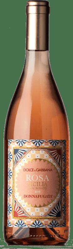 25,95 € Free Shipping   Rosé wine Donnafugata Rosato Dolce & Gabbana Rosa D.O.C. Sicilia Sicily Italy Nerello Mascalese, Nocera Bottle 75 cl