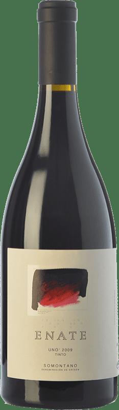 152,95 € Free Shipping   Red wine Enate Uno Tinto Crianza 2010 D.O. Somontano Catalonia Spain Syrah, Cabernet Sauvignon Bottle 75 cl