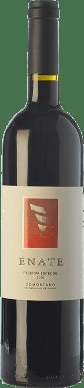61,95 € Free Shipping   Red wine Enate Especial Reserva 2006 D.O. Somontano Catalonia Spain Merlot, Cabernet Sauvignon Bottle 75 cl