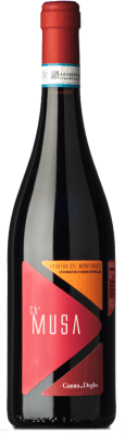 10,95 € Free Shipping   Red sparkling Gianni Doglia Frizzante Cà Musa D.O.C. Barbera del Monferrato Piemonte Italy Barbera Bottle 75 cl
