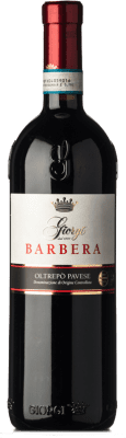 11,95 € Free Shipping   Red sparkling Giorgi Frizzante D.O.C. Oltrepò Pavese Lombardia Italy Barbera Bottle 75 cl