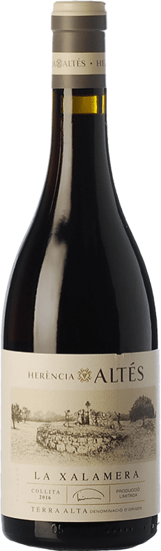 28,95 € Free Shipping   Red wine Herència Altés La Xalamera Roble D.O. Terra Alta Catalonia Spain Grenache Bottle 75 cl