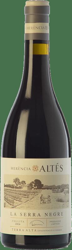 33,95 € Free Shipping   Red wine Herència Altés La Serra Negre Roble D.O. Terra Alta Catalonia Spain Grenache Bottle 75 cl