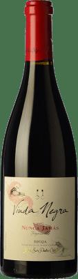 14,95 € Free Shipping   Red wine San Pedro Ortega Viuda Negra Nunca Jamás Roble D.O.Ca. Rioja The Rioja Spain Tempranillo Bottle 75 cl