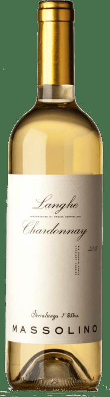 11,95 € Free Shipping   White wine Massolino D.O.C. Langhe Piemonte Italy Chardonnay Bottle 75 cl