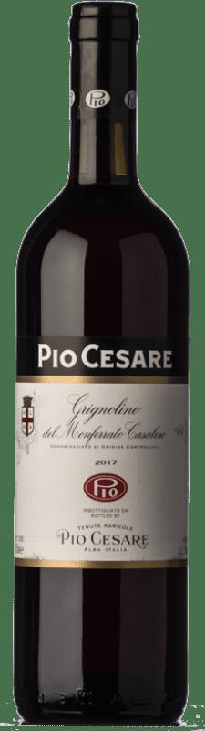 17,95 € Free Shipping   Red wine Pio Cesare D.O.C. Grignolino del Monferrato Casalese Piemonte Italy Grignolino Bottle 75 cl