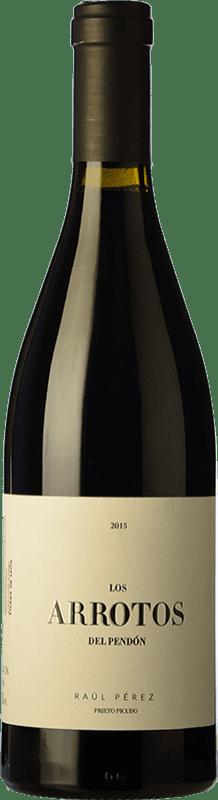 19,95 € Free Shipping   Red wine Raúl Pérez Los Arrotos del Pendón Crianza D.O. Tierra de León Castilla y León Spain Prieto Picudo Bottle 75 cl