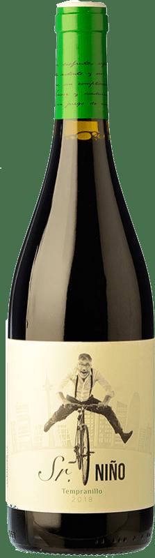 8,95 € Free Shipping | Red wine Ventosilla PradoRey Sr. Niño Joven D.O. Ribera del Duero Castilla y León Spain Tempranillo Bottle 75 cl