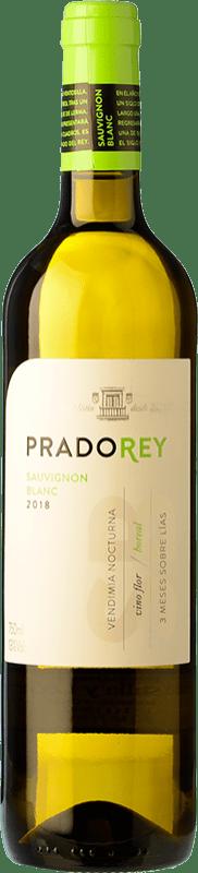 6,95 € Free Shipping | White wine Ventosilla PradoRey D.O. Rueda Castilla y León Spain Sauvignon White Bottle 75 cl