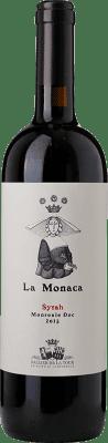 23,95 € Free Shipping   Red wine Tasca d'Almerita Sallier de La Tour La Monaca D.O.C. Sicilia Sicily Italy Syrah Bottle 75 cl
