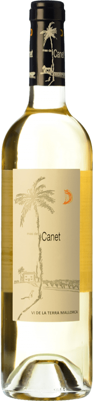 6,95 € Free Shipping   White wine Tianna Negre Ses Nines Mas de Canet Blanc I.G.P. Vi de la Terra de Mallorca Majorca Spain Muscat, Chardonnay, Premsal Bottle 75 cl