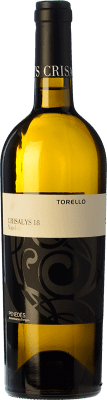 9,95 € Free Shipping | White wine Torelló Crisalys Crianza D.O. Penedès Catalonia Spain Xarel·lo Bottle 75 cl