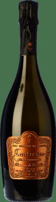 13,95 € Free Shipping | White sparkling Yllera Cantosán Reserva de la Familia Brut Nature Reserva D.O. Rueda Castilla y León Spain Verdejo Bottle 75 cl