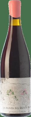22,95 € Kostenloser Versand | Rotwein 4 Monos La Danza del Viento Crianza D.O. Vinos de Madrid Gemeinschaft von Madrid Spanien Grenache Flasche 75 cl