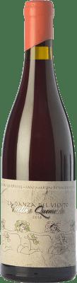 25,95 € Envío gratis | Vino tinto 4 Monos La Danza del Viento Molino Quemado Crianza D.O. Vinos de Madrid Comunidad de Madrid España Garnacha Botella 75 cl