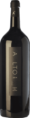 825,95 € Envoi gratuit | Vin rouge Aalto PS Reserva D.O. Ribera del Duero Castille et Leon Espagne Tempranillo Bouteille Spéciale 5 L