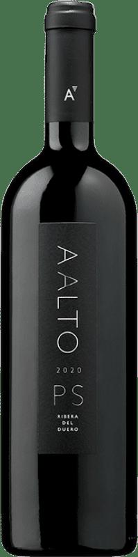 191,95 € Kostenloser Versand | Rotwein Aalto PS Reserva D.O. Ribera del Duero Kastilien und León Spanien Tempranillo Magnum-Flasche 1,5 L