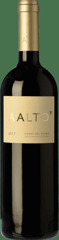 79,95 € Kostenloser Versand | Rotwein Aalto Reserva D.O. Ribera del Duero Kastilien und León Spanien Tempranillo Magnum-Flasche 1,5 L