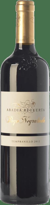 68,95 € Envoi gratuit | Vin rouge Abadía Retuerta Pago Negralada Reserva I.G.P. Vino de la Tierra de Castilla y León Castille et Leon Espagne Tempranillo Bouteille 75 cl