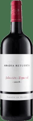 54,95 € Free Shipping | Red wine Abadía Retuerta Selección Especial Crianza I.G.P. Vino de la Tierra de Castilla y León Castilla y León Spain Tempranillo, Syrah, Cabernet Sauvignon Magnum Bottle 1,5 L
