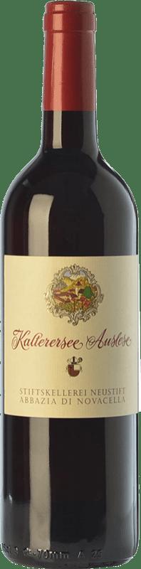 8,95 € Free Shipping | Red wine Abbazia di Novacella Lago di Caldaro Scelto D.O.C. Alto Adige Trentino-Alto Adige Italy Schiava Bottle 75 cl
