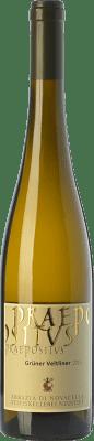25,95 € Free Shipping | White wine Abbazia di Novacella Praepositus D.O.C. Alto Adige Trentino-Alto Adige Italy Grüner Veltliner Bottle 75 cl