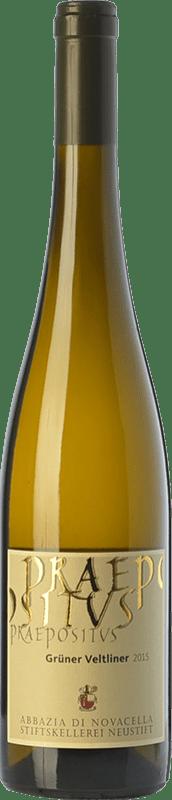 19,95 € Free Shipping | White wine Abbazia di Novacella Praepositus D.O.C. Alto Adige Trentino-Alto Adige Italy Grüner Veltliner Bottle 75 cl