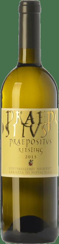 23,95 € Free Shipping | White wine Abbazia di Novacella Praepositus D.O.C. Alto Adige Trentino-Alto Adige Italy Riesling Bottle 75 cl