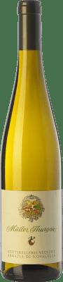 13,95 € Free Shipping | White wine Abbazia di Novacella D.O.C. Alto Adige Trentino-Alto Adige Italy Müller-Thurgau Bottle 75 cl