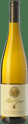 15,95 € Free Shipping | White wine Abbazia di Novacella D.O.C. Alto Adige Trentino-Alto Adige Italy Pinot Grey Bottle 75 cl
