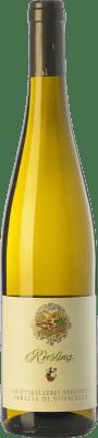 17,95 € Free Shipping | White wine Abbazia di Novacella D.O.C. Alto Adige Trentino-Alto Adige Italy Riesling Bottle 75 cl