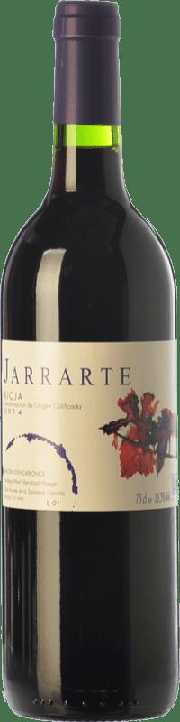 6,95 € Envoi gratuit | Vin rouge Abel Mendoza Jarrarte Joven D.O.Ca. Rioja La Rioja Espagne Tempranillo Bouteille 75 cl
