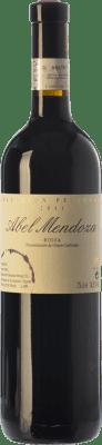 29,95 € Envoi gratuit | Vin rouge Abel Mendoza Selección Personal Crianza D.O.Ca. Rioja La Rioja Espagne Tempranillo Bouteille 75 cl