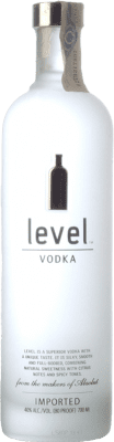 37,95 € Free Shipping   Vodka Absolut Level Sweden Bottle 70 cl