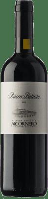39,95 € Free Shipping | Red wine Accornero Bricco Battista D.O.C. Barbera del Monferrato Piemonte Italy Barbera Bottle 75 cl