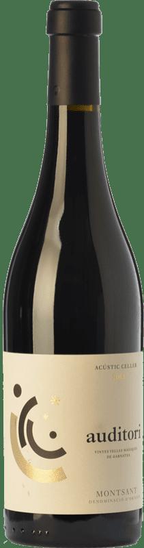 49,95 € Free Shipping   Red wine Acústic Auditori Crianza D.O. Montsant Catalonia Spain Grenache Bottle 75 cl